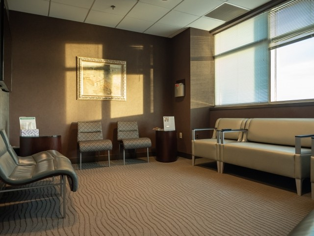 Baltimore group treatment room