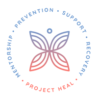 Project Heal logo